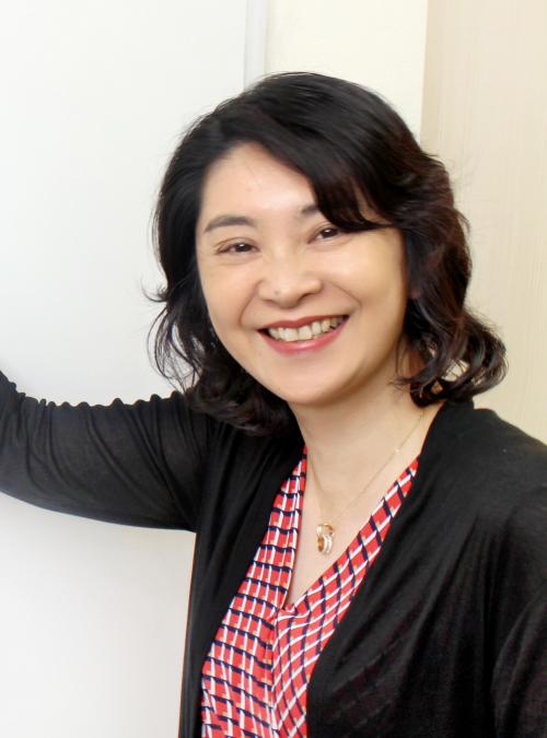 橋本祐子 japanese teacher 日本語教師 in tokyo japan