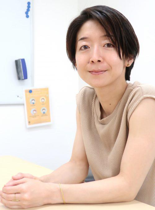 Ayako Hirano 平野絢子 japanese teacher 日本語教師