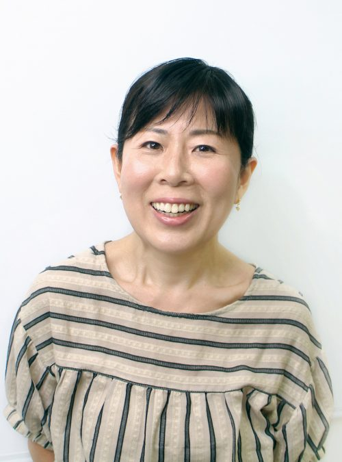 japanese teacher tokyo japan 橋本由美