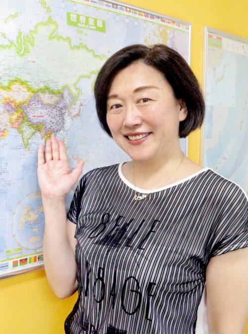 kumi nagata japanese teacher at coto academy japan tokyo