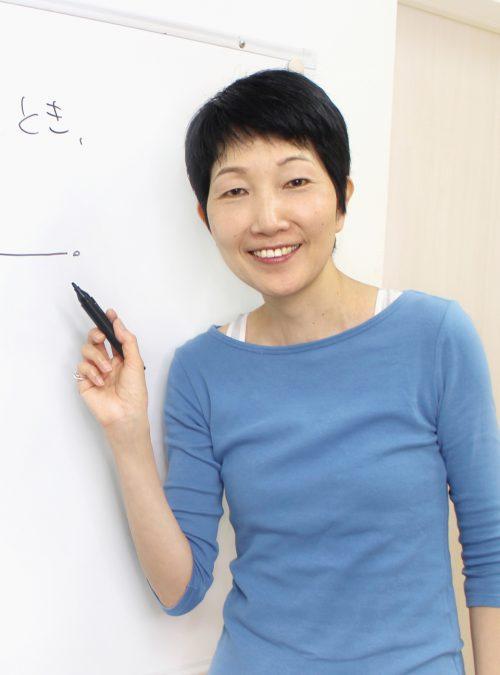 大湊阿津子 atsuko ominato japanese english teacher in tokyo japan