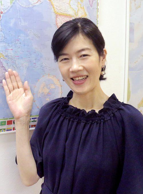 吉田朋美 yoshida tomomi japanese english teacher